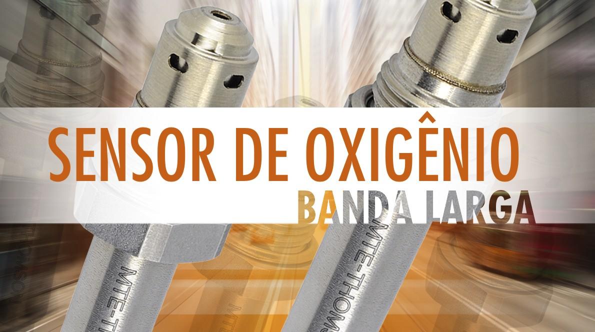 Sensor Oxigenio Banda Larga