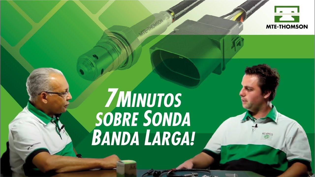 7 Minutos – Sensor de Oxigênio Banda Larga