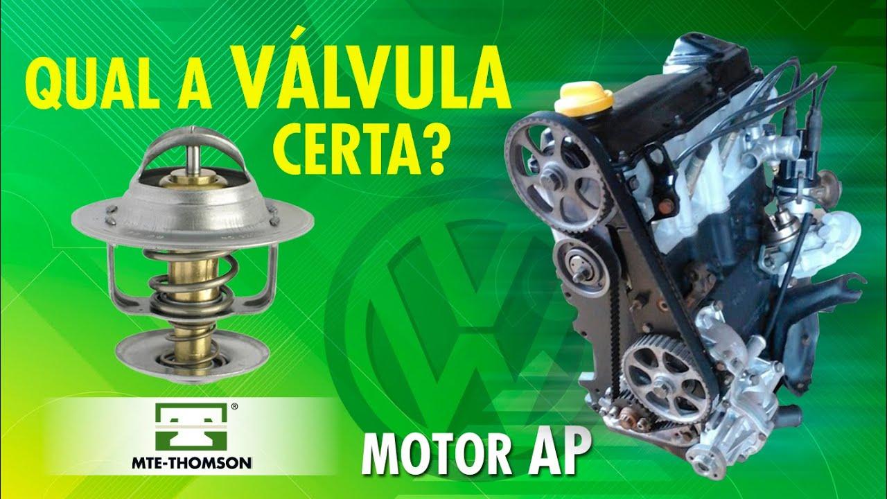 Sabe qual é a válvula certa para o MOTOR AP?