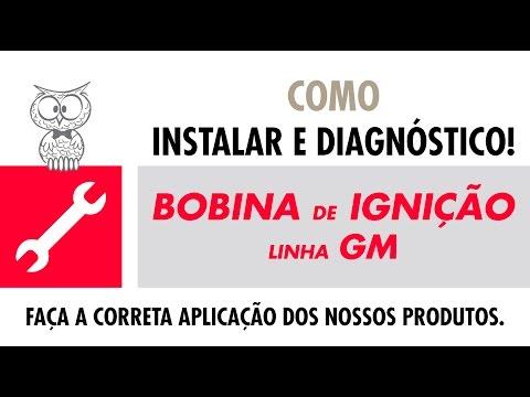 COMO INSTALAR - Bobina de Ignição Linha GM