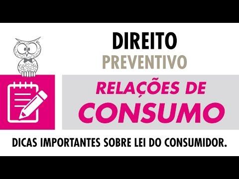 CONSELHO JURÍDICO - Relações de Consumo