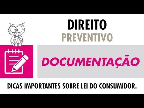 CONSELHO JURÍDICO - Documentação