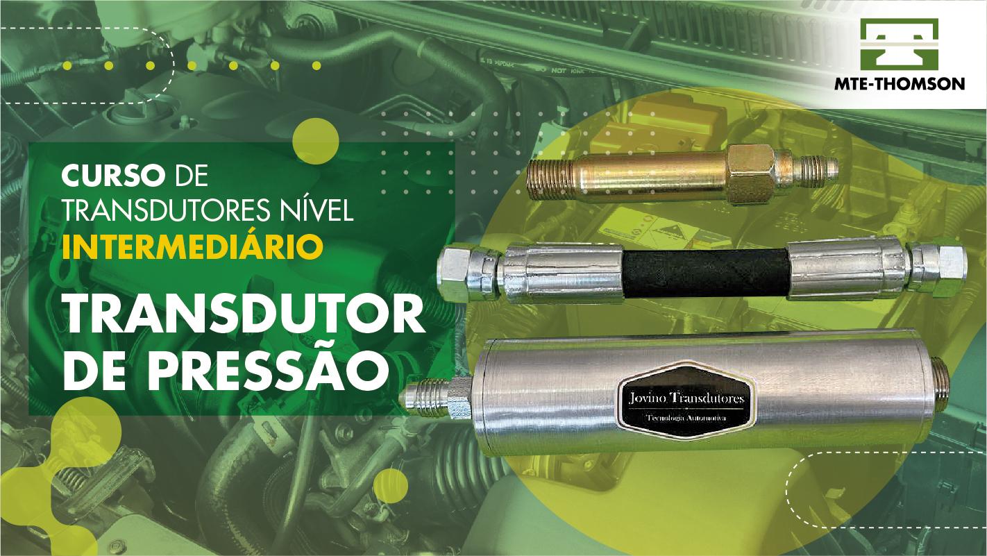 Capinha TRANSDUTOR DE PRESSAO no2