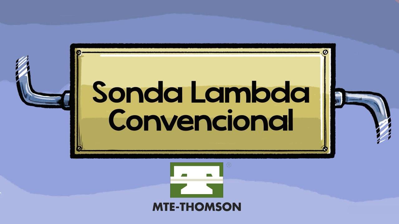 Como Funciona a Sonda Lambda Convencional?