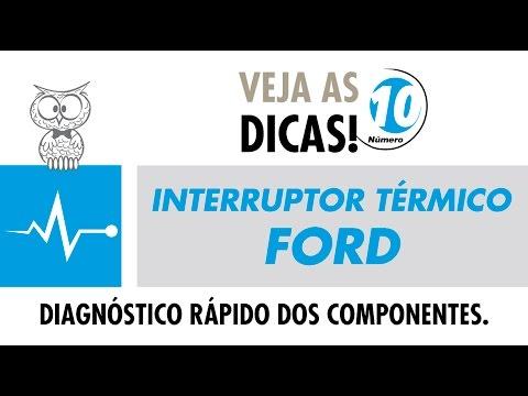 Interruptor Térmico Ford