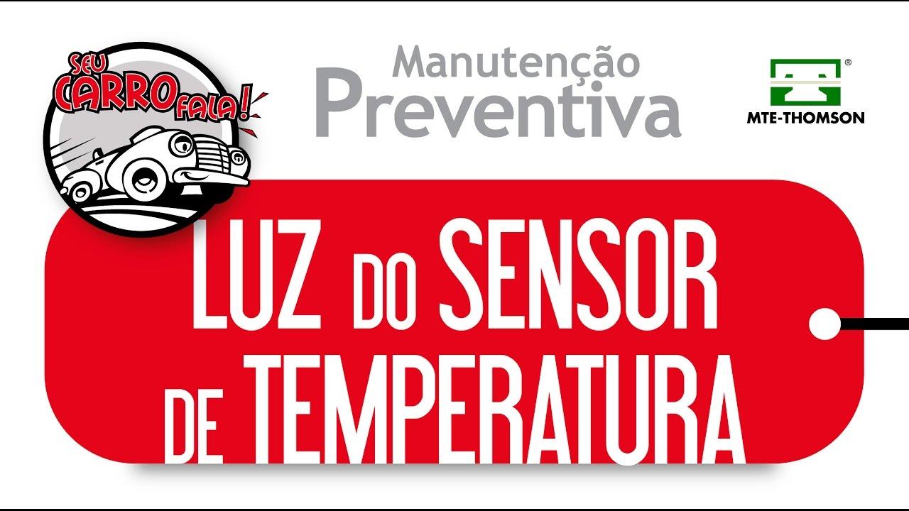 Seu Carro Fala - Luz do Sensor de Temperatura