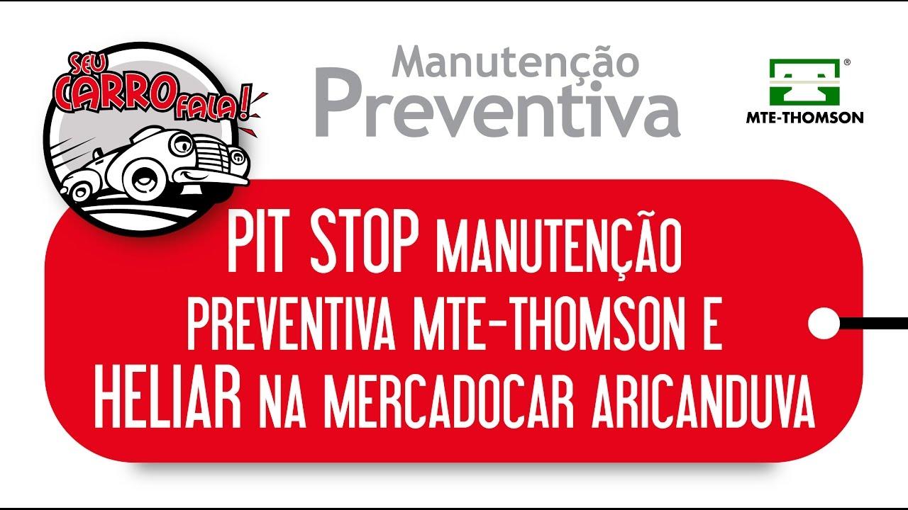 SEU CARRO FALA - Pit Stop Manutenção Preventiva
