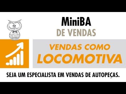 MINUTO DA VENDA - Vendas como Locomotiva