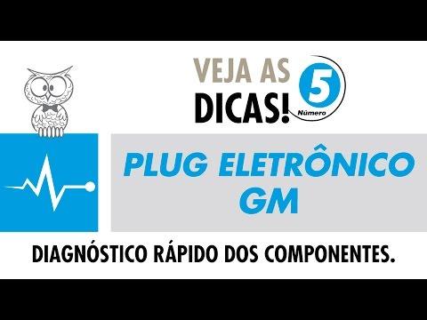 Plug Eletronico GM
