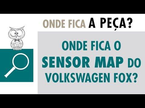 Onde Fica? Sensor MAP do Volkswagen Fox