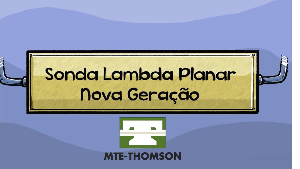 Como Funciona Sonda Lambda Planar Nova Geração?