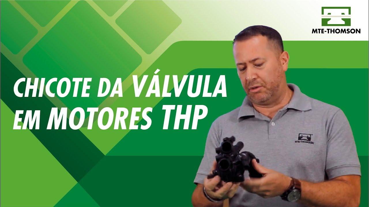Aprenda a não queimar a válvula THP com o chicote