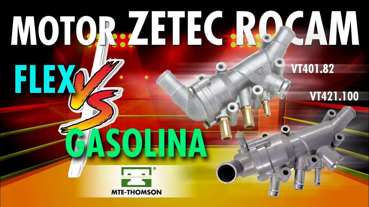 Muita atenção nas VÁLVULAS para os motores ZETEC!