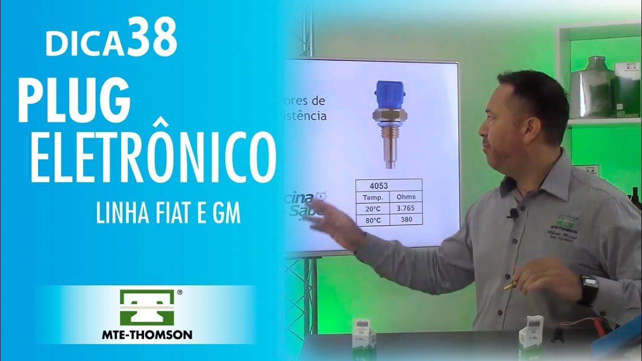 Dica MTE 38 - Plug Eletrônico da linha Fiat e GM