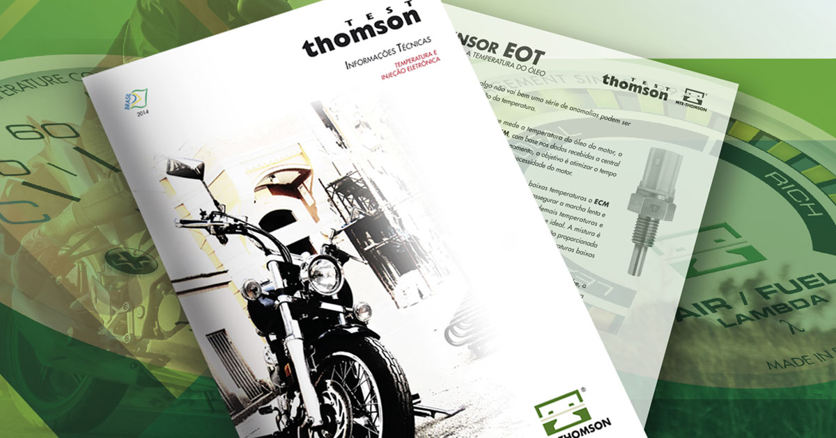 Thomson Test – Motos