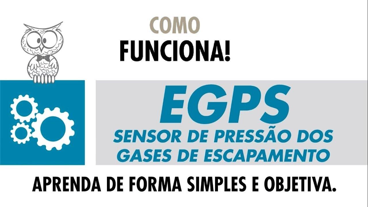 COMO FUNCIONA - Sensor EGPS